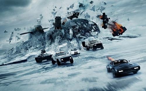Fast and Furious 8, phim chiếu rạp, phim hành động, Jason Statham, Vin Diesel