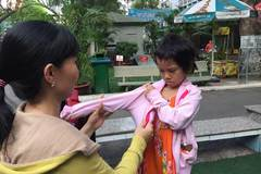 Nước mắt lặng thầm của người mẹ có con bị ung thư