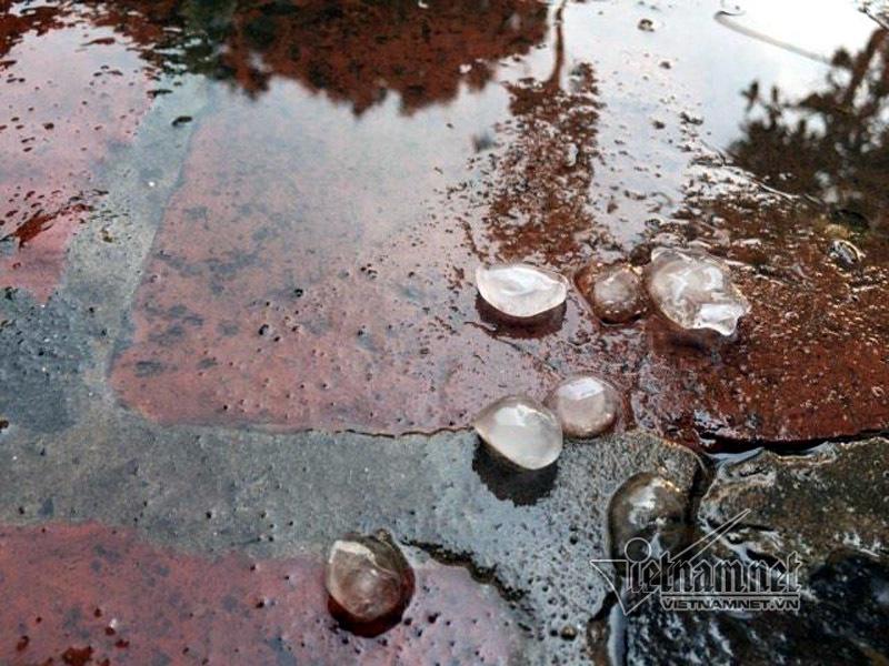 mưa đá, Hà Nội mưa đá, thời tiết bất thường