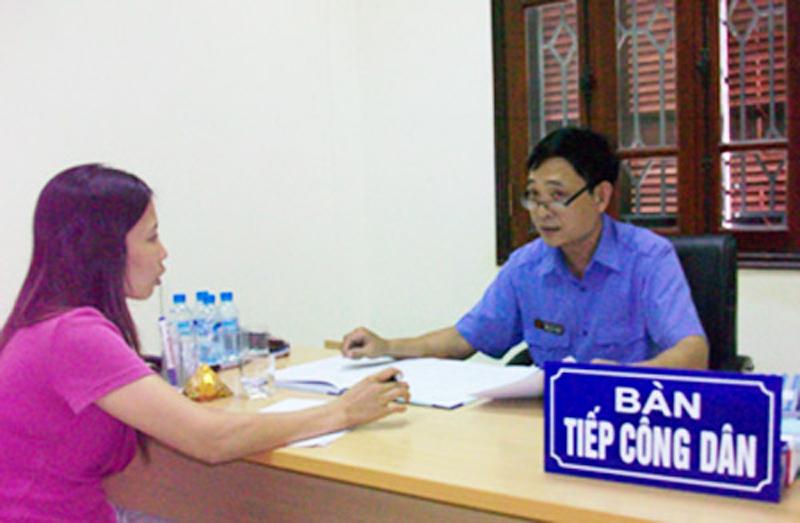 Phó Thủ tướng Thường trực, Trương Hòa Bình, tiếp công dân, tố cáo, khiếu nại