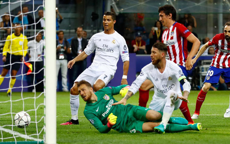 Champions League, Real Madrid, Atletico, Juventus, Monaco, MU, Europa League