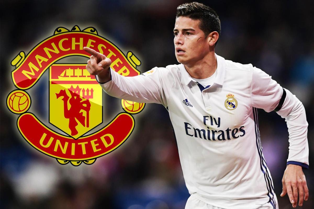 James Rodriguez nằng nặc đòi về MU, Man City tuyển 'siêu trung vệ'