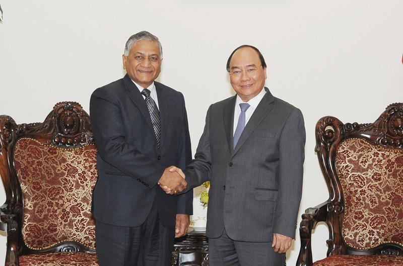 Thủ tướng Nguyễn Xuân Phúc, Nguyễn Xuân Phúc, quan hệ Việt Nam Ấn Độ