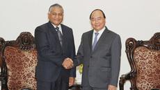 Thủ tướng mong muốn mở thêm nhiều đường bay thẳng Việt Nam-Ấn Độ