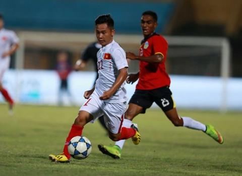 Video buổi tập của các thủ môn U20 Việt Nam với HLV thủ môn U23 Borussia Monchengladbach:
