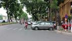 Xem xét cho đỗ xe dưới lòng đường tại 87 tuyến phố