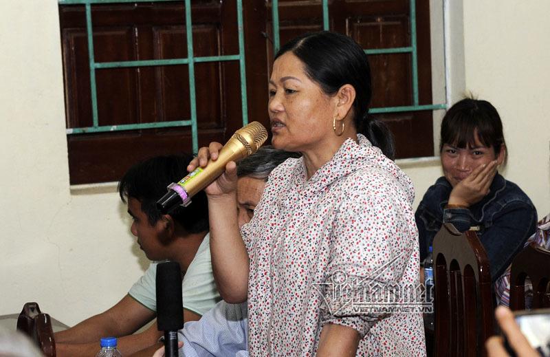 Hình ảnh Đồng Tâm ngày gặp Chủ tịch HN Nguyễn Đức Chung