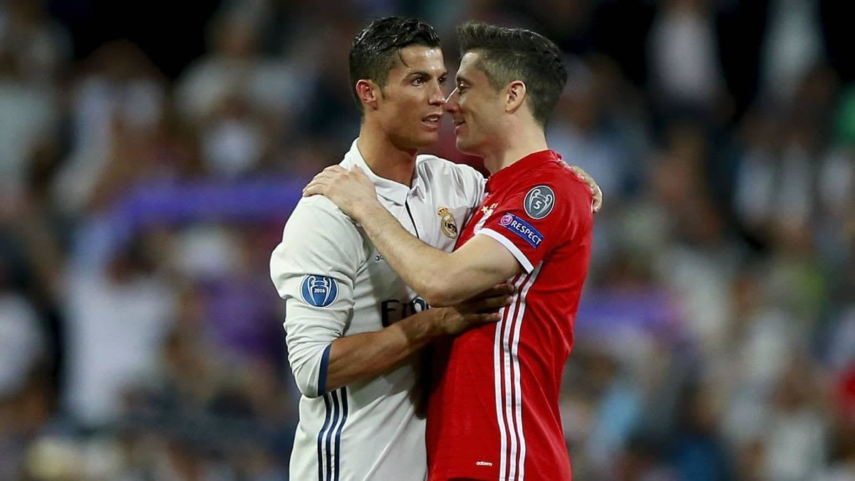 Barca quyết đấu MU, Ronaldo kết Lewandowski