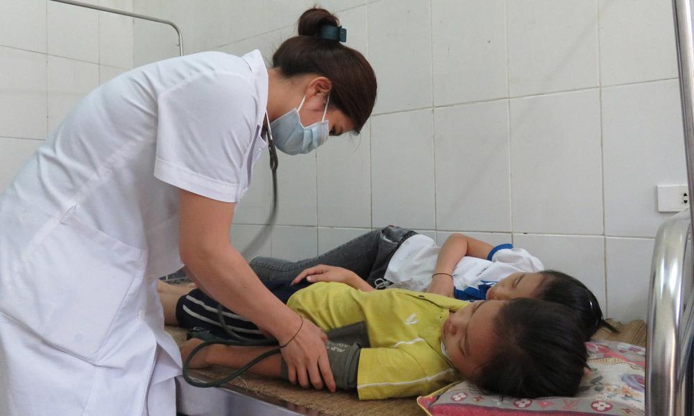 37 học sinh ở Nghệ An ngộ độc do ăn quả ngô đồng
