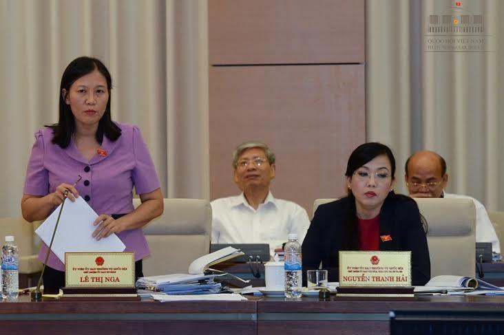 luật Về hội, luật Biểu tình, Uông Chu Lưu, Lê Thị Nga, Bộ Nội vụ, kỷ luật cán bộ nghỉ hưu