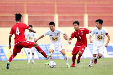 Video bàn thắng U19 HAGL 1-1 U19 Myanmar (pen 4-2)