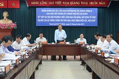 Phó Thủ tướng thường trực làm việc với Thành ủy TP.HCM