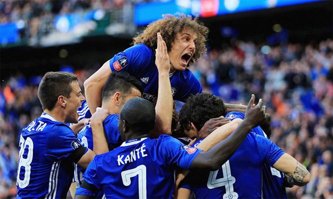 Video bàn thắng Chelsea 4-2 Tottenham
