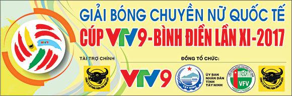 bóng chuyền, bóng chuyền quốc tế VTV Cup Bình Điền 2017, Ngọc Hoa, Miss bóng chuyền