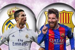 Real Madrid vs Barca: Siêu kinh điển của vương quyền