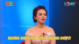 Vợ 'tố' chồng thờ ơ chuyện chăn gối trên truyền hình khiến MC bối rối