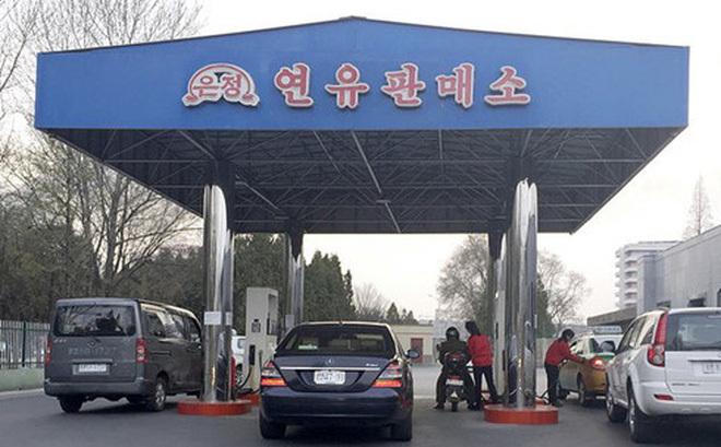 Người đi ô tô ở Bình Nhưỡng (Triều Tiên) đứng trước nguy cơ hết xăng?
