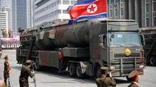 Triều Tiên đe dọa tấn công Australia bằng vũ khí hạt nhân