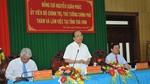 Thủ tướng: 'Trà Vinh phải trở thành tỉnh khá ở ĐBSCL'