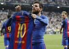 Messi làm nhục Ronaldo, Barca đánh sập Bernabeu