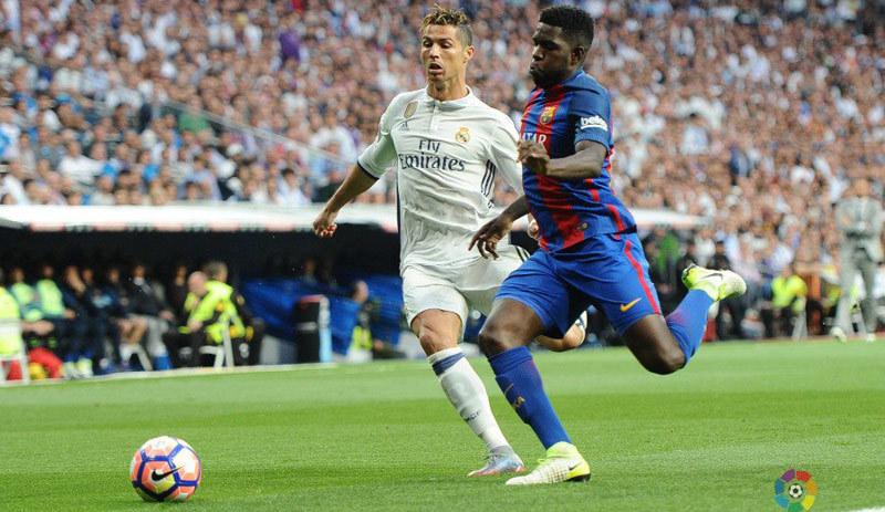 Messi, Barca, Real Madrid, Ronaldo, Siêu kinh điển, La Liga