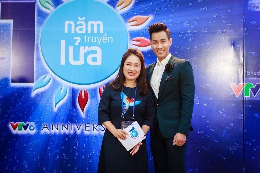 Diễm Quỳnh, Nguyên Khang, sao việt, VTV