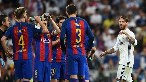 """Real """"sập bẫy"""" Barca: Hỏa ngục chát chúa"""