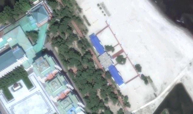 Triều Tiên, khu nghỉ dưỡng, Kim Jong Un, Dennis Rodman