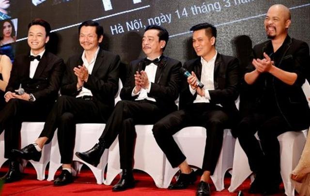 """Việt Anh: """"NSND Hoàng Dũng là bố tôi cả trên phim lẫn đời thực"""""""