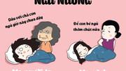 Sự khác biệt hài hước giữa mẹ mình và mẹ người ta