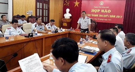 Thanh tra CP: Từ vụ Đồng Tâm sẽ nghiên cứu việc tiếp công dân
