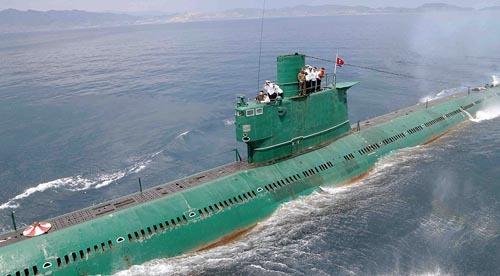 Triều Tiên, tàu sân bay, MiG-29, tàu ngầm,tên lửa