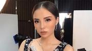 Hoa hậu Kỳ Duyên lộ mặt vô hồn như tượng sáp