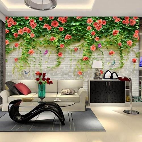 giấy dán tường, nhà đẹp