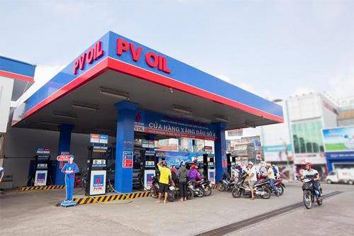 PVOIL giảm giá bán lẻ xăng dầu dịp 30/4