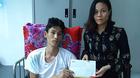 Hơn 22 triệu đồng đến với anh Dương Xuân Văn bị bỏng điện cắt cụt 2 chân