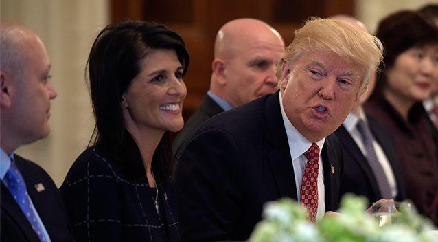 Donald Trump, tổng thống Mỹ, Triều Tiên, trừng phạt, cấm vận