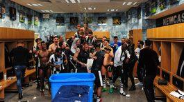 Newcastle trở lại sân chơi Premier League