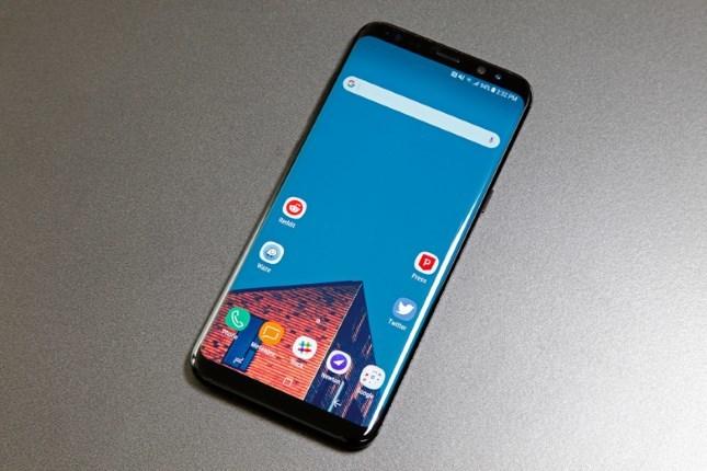 Galaxy S9, Galaxy S8, smartphone, Samsung