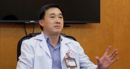 Giám đốc bệnh viện K: 35% ung thư do chế độ ăn uống