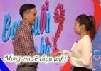 Chàng trai 'lừa' cô gái chọn mình, rồi 'phũ' ngay trên sóng truyền hình