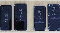 Cảnh báo Galaxy S8 cực dễ nứt vỡ khi bị rơi