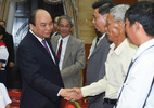 Thủ tướng thăm kiều bào tại Campuchia