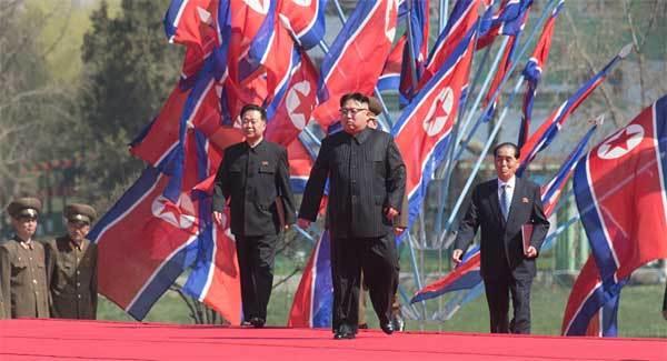 Kim Jong Un, căng thẳng Triều Tiên, Triều Tiên, tình hình Triều Tiên