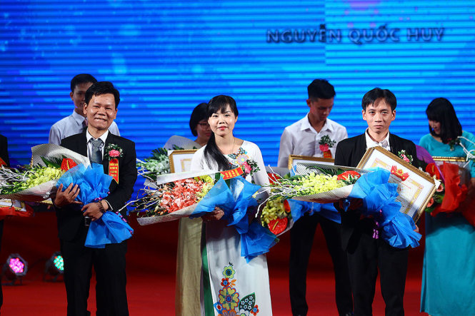 Đóng góp sáng kiến giáo dục, nhận giải thưởng 100 triệu đồng