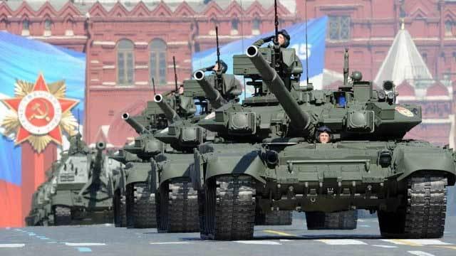 Nga tập trận, căng thẳng Nga-Nato