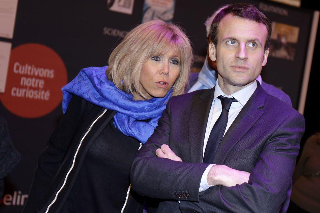 Những bức ảnh tình tứ của vợ chồng ứng viên tổng thống Pháp