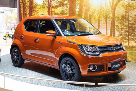 Ô tô Suzuki thể thao hơn 200 triệu, dạo phố cực thích