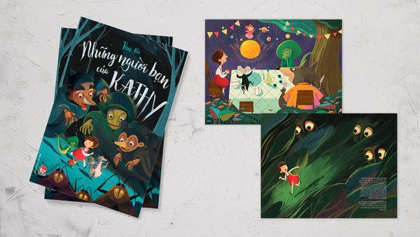 Thế giới fantasy cho trẻ em Việt