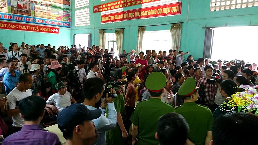 Hàn Đức Long, án oan, xin lỗi công khai, Bắc Giang, luật Trách nhiệm bồi thường của nhà nước